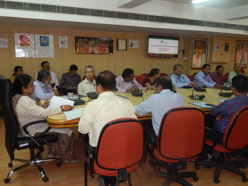 NABARD Strategy meet with NBFC.NGO MFIs